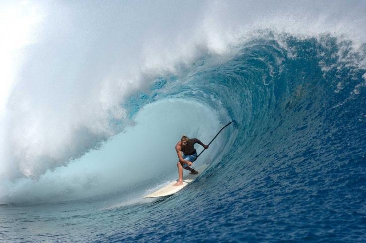 Supboarding Pro Style