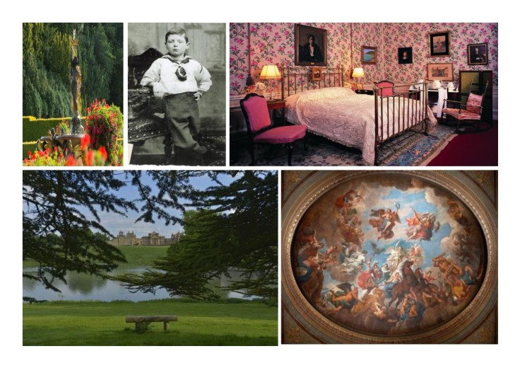Formal Gardens, Winston Churchill, Birth Room, View of the Palace, The Grand Hall